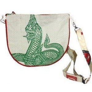 Serpent Day Bag