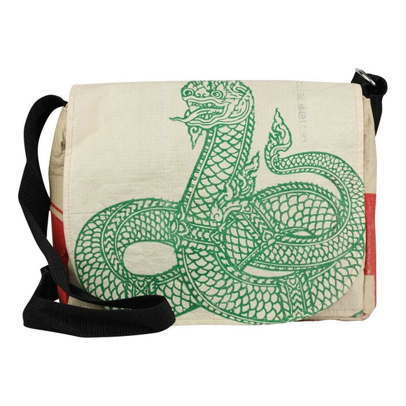 Serpent Small Messenger Bag