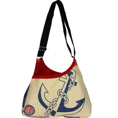 Anchor Triangle Bag