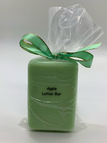 Apple Lotion Bar