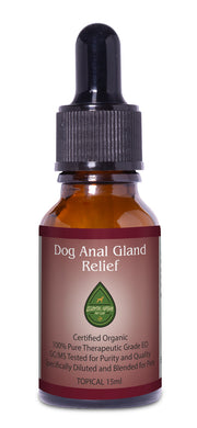 dog anal gland relief essential herban pet life oils