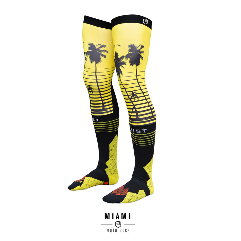 MIAMI PHASE 2 KNEE BRACE SOCKS