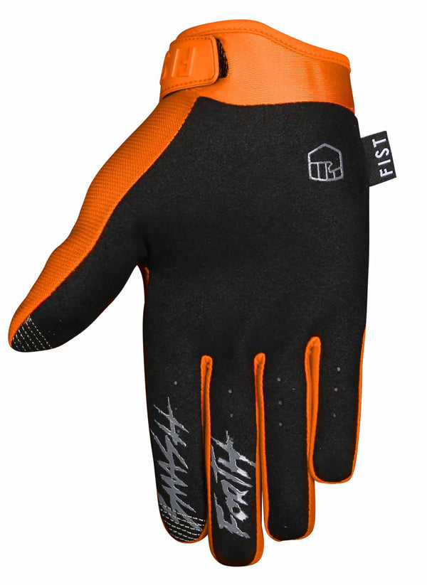 ORANGE STOCKER GLOVE | YOUTH