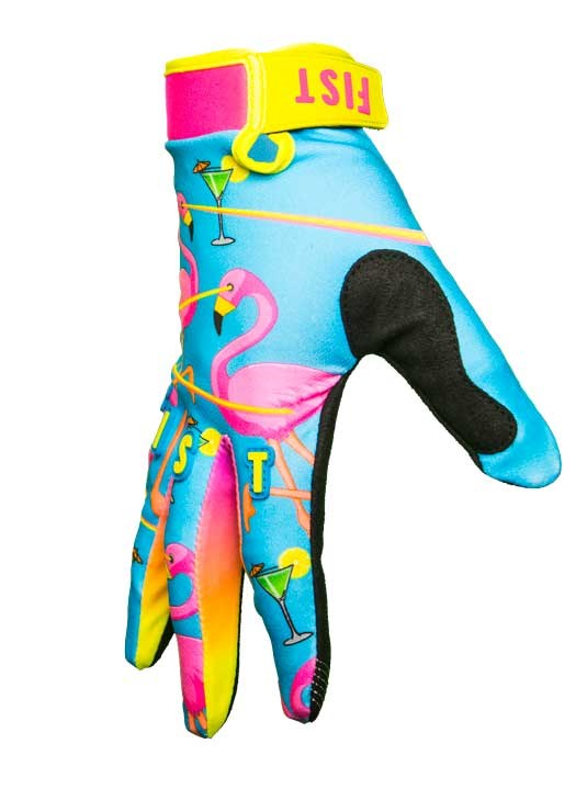 LAZERED FLAMINGO GLOVE | YOUTH