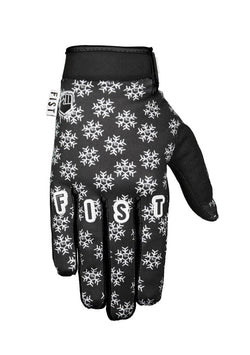 FROSTY FINGERS COLD WEATHER GLOVE - SNOWFLAKE BLACK