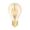 LED Filament Tunable Whites + Dimmable A60 E27 Amber