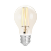 WiZ Filament Clear Tunable White Wi-Fi A60 E27