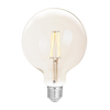LED Filament Tunable Whites + Dimmable G125 E27 Clear