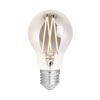LED Filament Tunable Whites + Dimmable A60 E27 Smoky