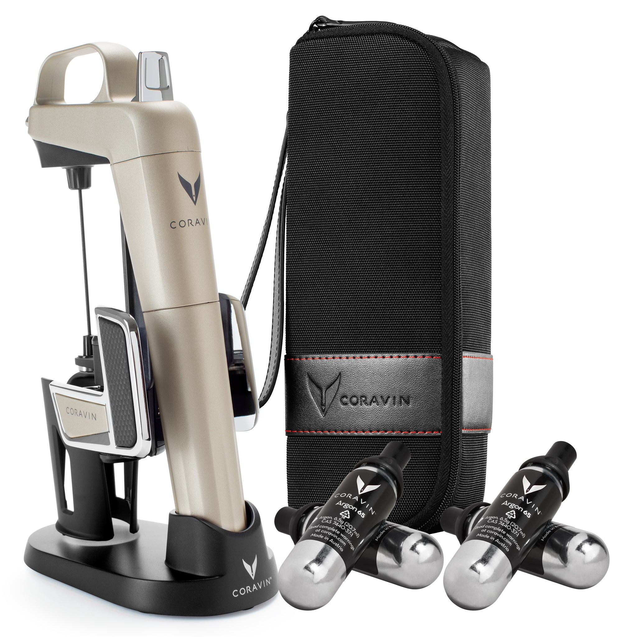 Coravin Model Two Elite Pro Light Gold