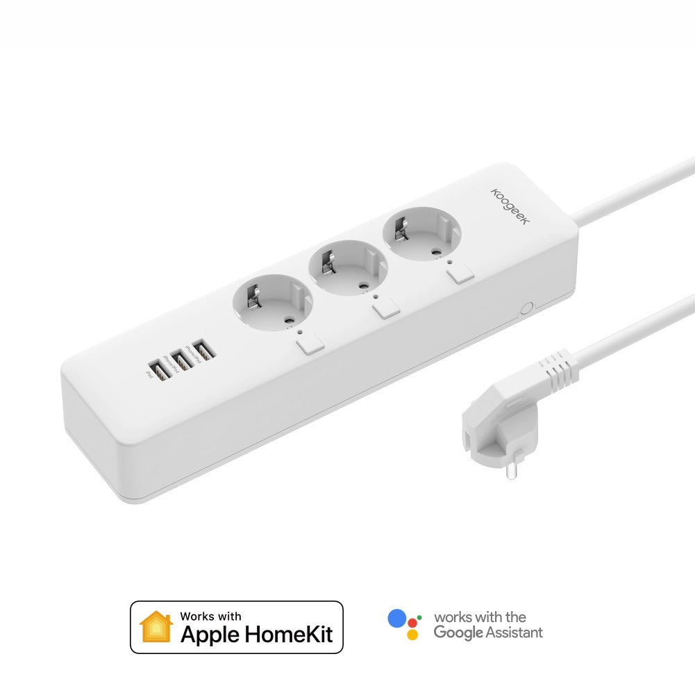 Koogeek Multi Outlet - Apple HomeKit 01EU