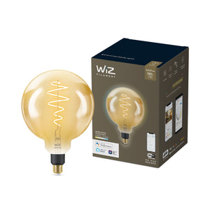 WiZ Filament Amber Tunable White G200 Wi-Fi G200 E27