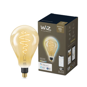 WiZ Filament Amber Tunable White Wi-Fi PS160 E27