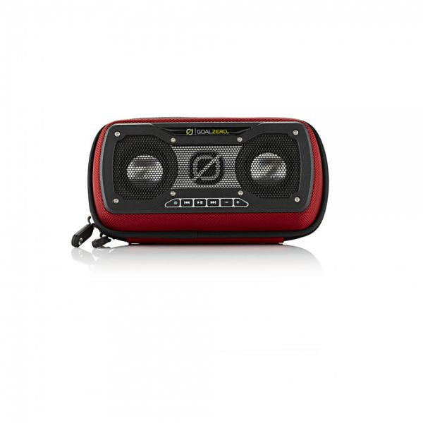 Goal Zero Rock-Out 2 Speaker - Red