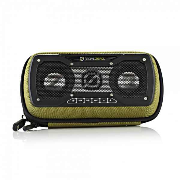 Rock-Out 2 Solar Speaker - Green