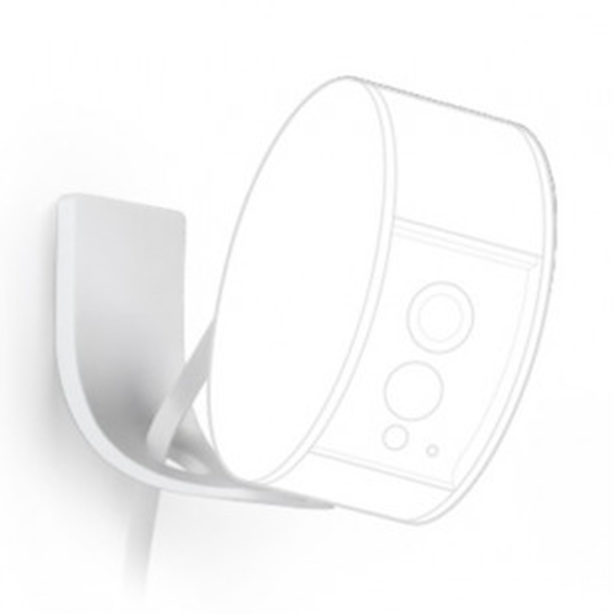 Somfy Wall Mount For Indoor Camera