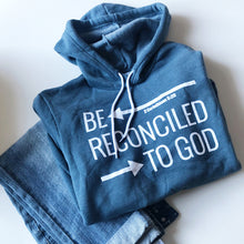 Load image into Gallery viewer, Be Reconciled to God Christian hoodie