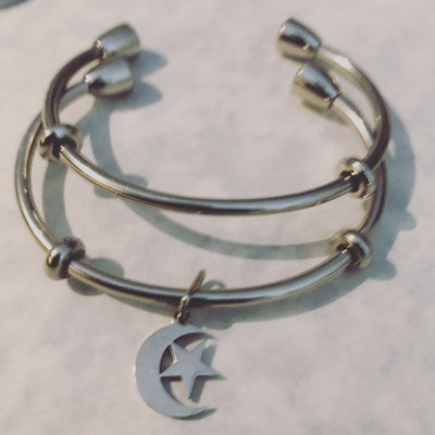 Custom Order _ Bangle - LenaGrace Designs
