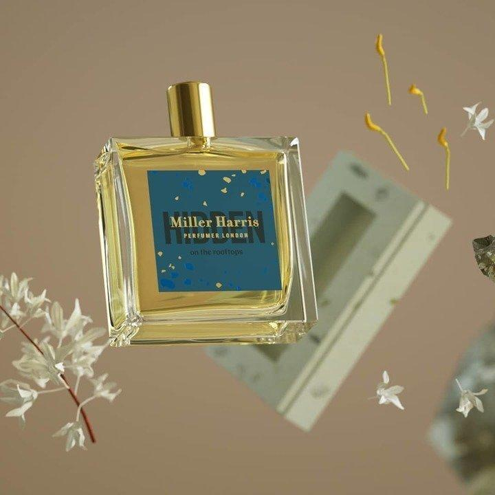 Hidden On The Rooftops - Eau de Parfum 50ml