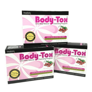 Body-Tox - 15-Day Cleansing Program (Hawthorn Berry) x 3