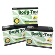 Load image into Gallery viewer, Body-Tox - 15-Day Cleansing Program (Lemon Twist) x 3
