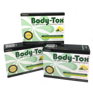 Body-Tox - 15-Day Cleansing Program (Lemon Twist) x 3