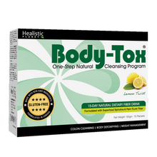 Load image into Gallery viewer, Body-Tox 15-Day Cleansing Program (Lemon Twist)