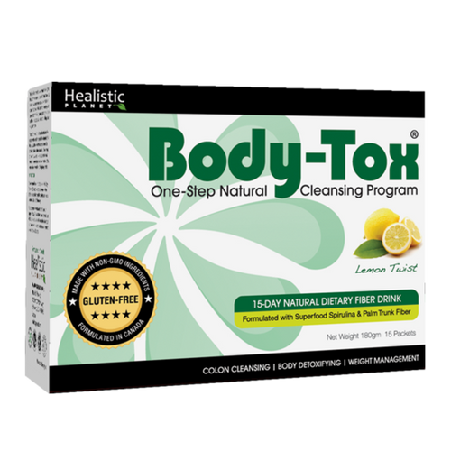 Body-Tox 15-Day Cleansing Program (Lemon Twist)