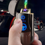 Outdoor Electric USB Double Arc Lighter-Shopplicity