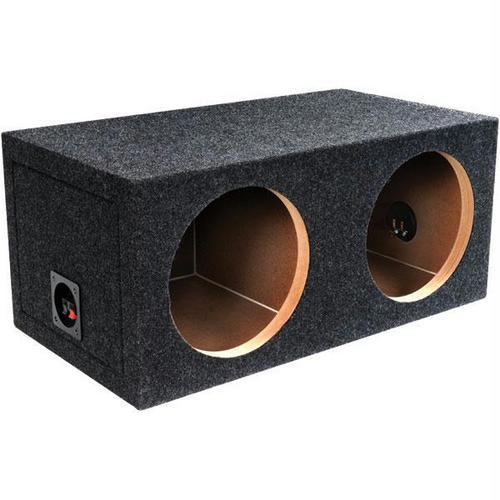 "Atrend(R) E12D BBox Series Dual Sealed Bass Box (12"")"