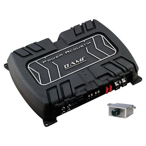 Power Acoustik BAMF Series 1 channel D class 3000 Watts