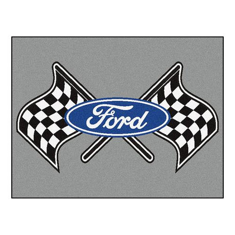 "Ford Racing  All-Star"" Floor Mat (34""x45"")"""