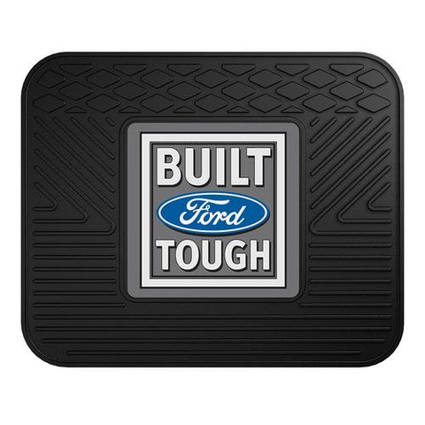 "Ford Built Tough""  Utility Mat (14""x17"")"""