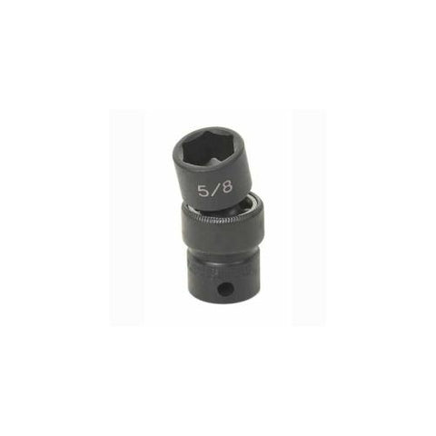SOC 8MM 3/8D IMP UNIV 6PT BLK