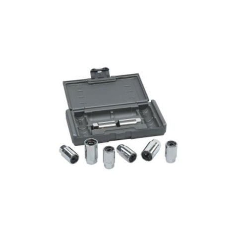 STUD REMOVAL SET SAE/METRIC 8 PC