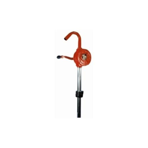 BARREL PUMP ROTARY HAND HEAVY DUTY CAST IRON HEAD
