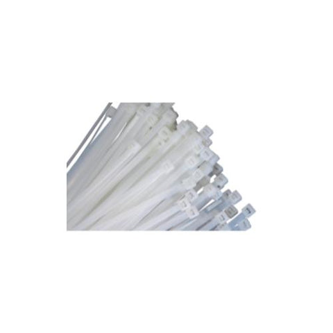 "WIRE TIE 11"" NATURAL 100/PK 50LB TENSILE"