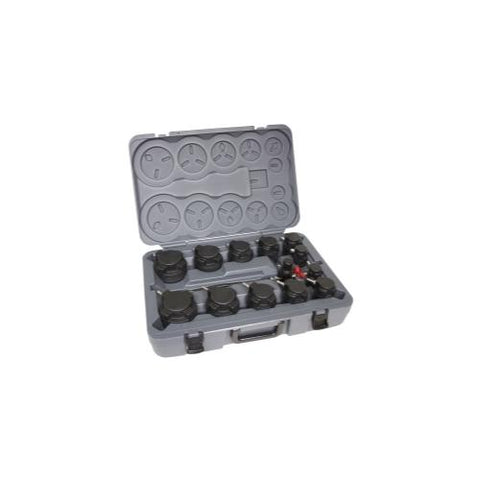Turbo System Leakage Test Set, 12pc.