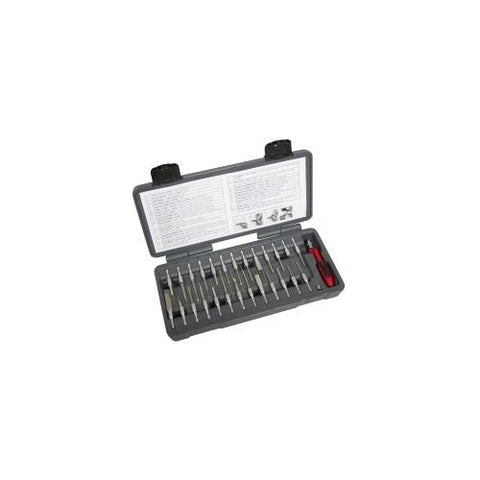 LED Quick Change Terminal Tool Set, 27pc.