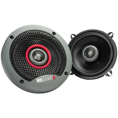 "MB Quart(R) FKB113 Formula Series 2-Way Coaxial Speakers (5.25"")"