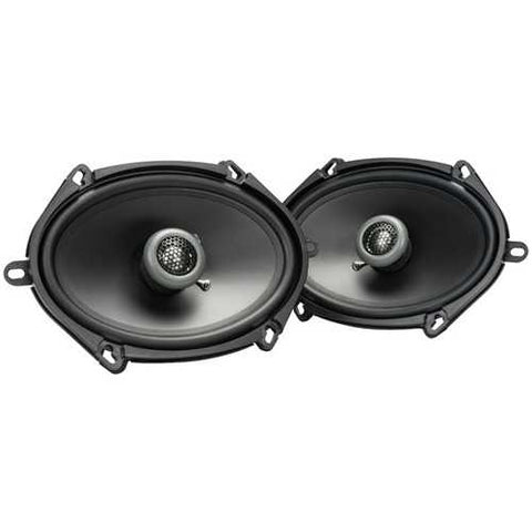 "MB Quart(R) FKB168 Formula Series 2-Way Coaxial Speakers (5"" x 7""/6"" x 8"")"
