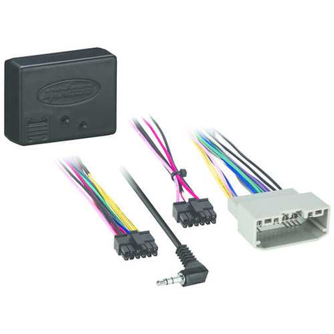 Axxess(R) XSVI-6522-NAV Chrysler(R) 2007 & Up CAN Interface