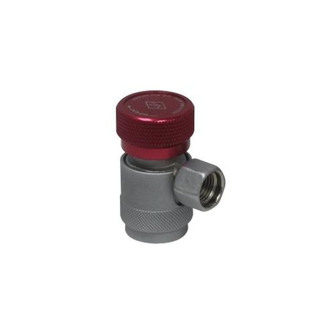 Safety Lock High side R134A coupler