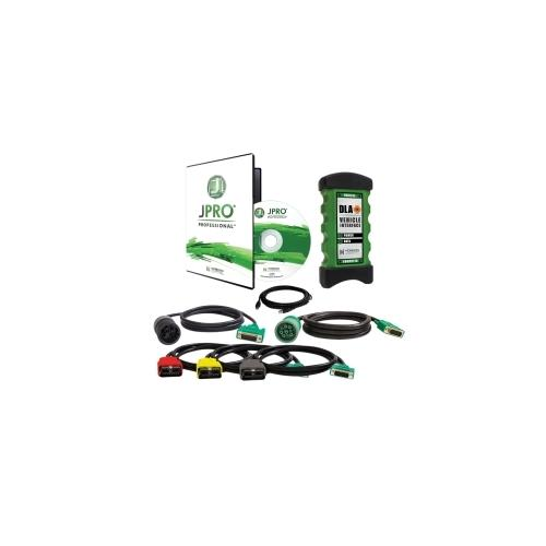 JPRO Professional Diagnostic Sftwr & Adapter Kit