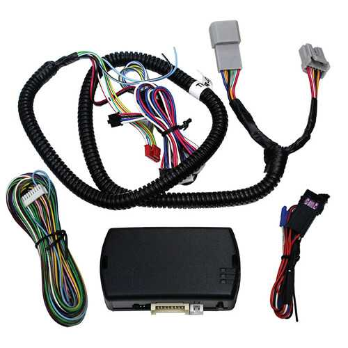 Omega Fortin Preloaded Module & T-Harness Combo  2013 or newer Chrysler Dodge Jeep Tip-Start/PTS