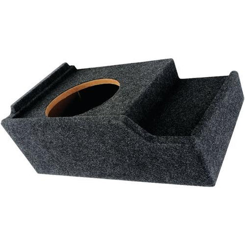 Atrend(R) A151-12CP BBox Series Subwoofer Box for GM(R) Vehicles (12 Single Downfire)