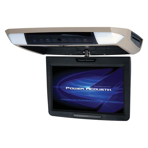 "Power Acoustik 11.2"" flip down DVD 3 Color Skins"