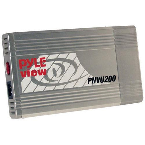 Plug In Car Compact 160 Watt Power Inverter DC/AC