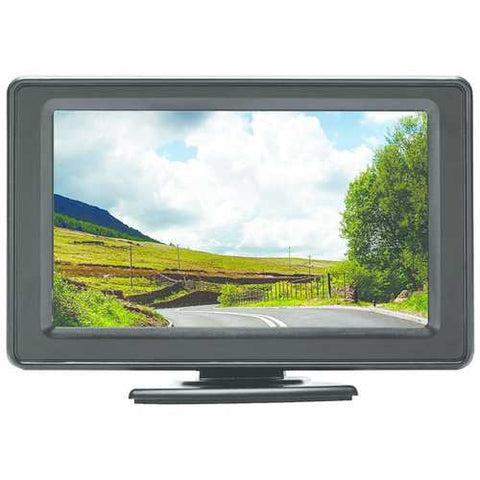"Crimestopper 4.3"" Universal Lcd Monitor (pack of 1 Ea)"