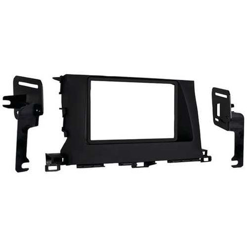 Metra 2014 & Up Toyota Highlander Double-din Installation Kit, Black (pack of 1 Ea)
